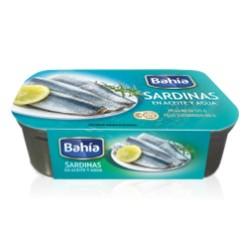 """Sardinas Aceite """"Bahia""""  x..."""