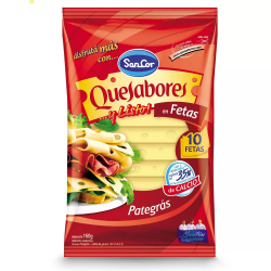 "queso ""Sancor"" quesabores..."