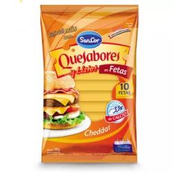 """queso """"Sancor"""" quesabores..."""
