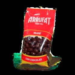 Maní con chocolate - Arrufat