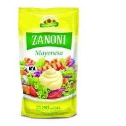 """Mayonesa """"Zanoni"""" 250grs"""