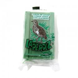 "Jabón  ""La Perdiz"" Verde..."