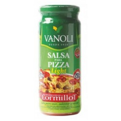 Salsa para pizza light,...