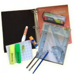 Kit Escolar Secundaria - 15...