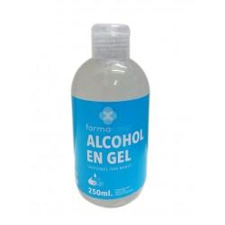 """Alcochol en Gel """"FarmaCoop""""..."""