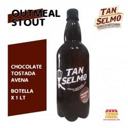 """Cerveza Oatmeal Stout """"Tan..."""