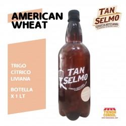 """Cerveza American Wheat """"Tan..."""