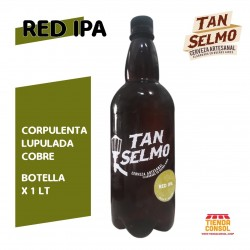 "Cerveza Red IPA ""Tan Selmo""..."
