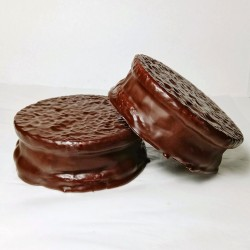 Alfajor de chocolate...