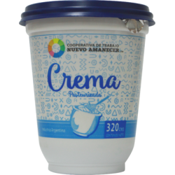 """Crema de Leche """"Nuevo..."""