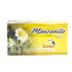 Cajita Té  Manzanilla...