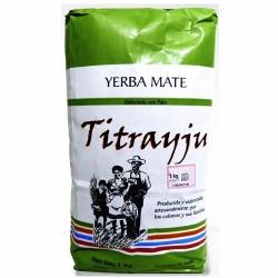 """Yerba Mate """"Titrayju"""" 1 kgr"""