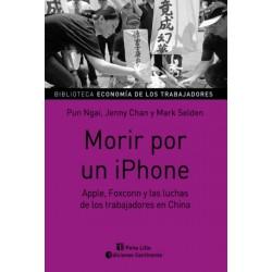 Morir por un iPhone - Pun Ngai