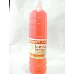 "Detergente ""Burbuja Latina""..."