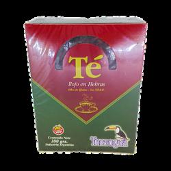 "Cajita Té Rojo ""Tucangua""..."